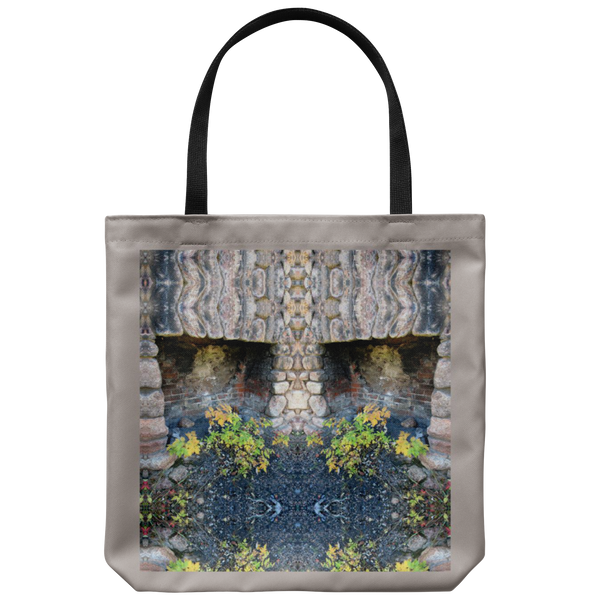 Ghosts in a Chimney Tote Bag
