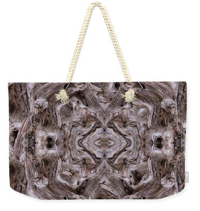 Sheep's Head Vortex Kaleidoscope - Weekender Tote Bag