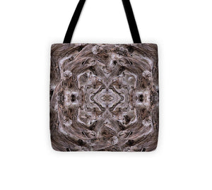 Sheep's Head Vortex Kaleidoscope - Tote Bag