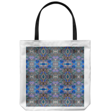 Load image into Gallery viewer, Colorized Aspen Leaves on Tote Bag