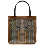 Burl Women Conversing-Tote Bag