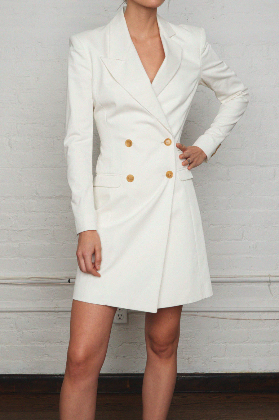Lady Blazer Dress