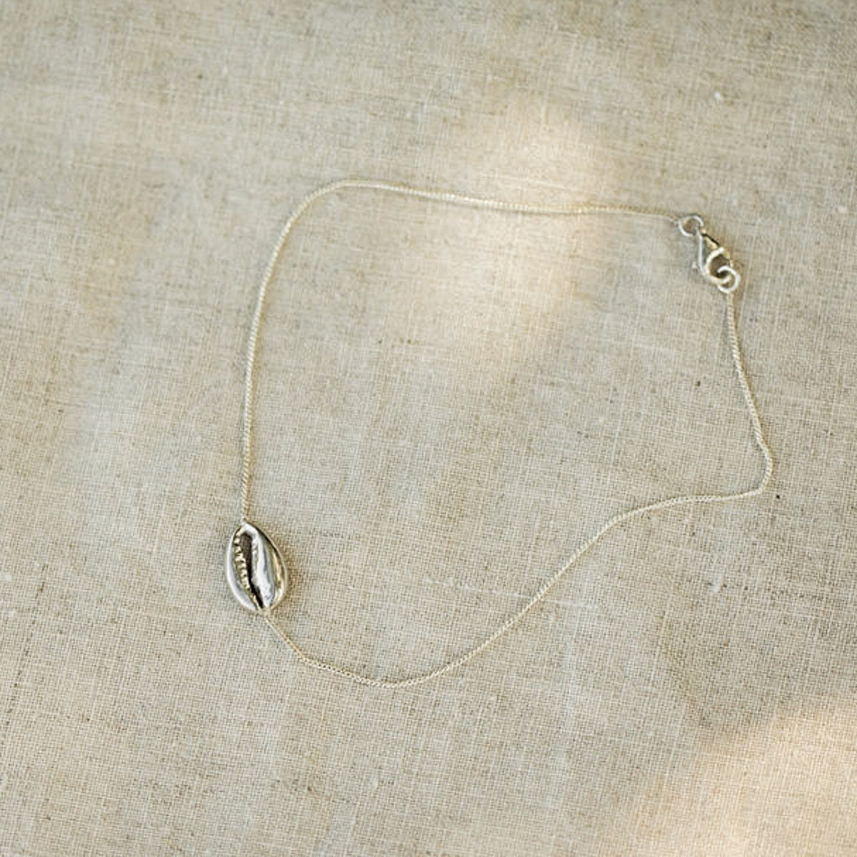 xmas gift Concha Anklet Christmas Gift for best friend or sister.