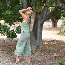 Load image into Gallery viewer, Sustainable clothing brands, Before Anyone Else Clothing, Resort wear, Resort wear Australia, Resort wear clothing, Loungewear, Loungewear Australia, Womens loungewear, Linen jumpsuits