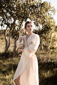 Before Anyone Else Louise Dress Almond Womens feminine dress Wommens broderie anglaise dress Free Express Shipping Free Standard Shipping Worldwide Afterpay $20 off your first order