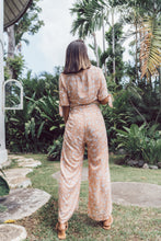 Load image into Gallery viewer, THATCH + CATCHER | PIA JUMPSUIT - PEACH CANDY