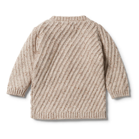 Knitted Jacquard Jumper, Wilson & Frenchy, Australian Girls Clothing, Australian Boys Clothing, Organic Children's Clothing Australia, Boys Kids Clothes, Unisex Kids Clothes, Free Express Shipping
