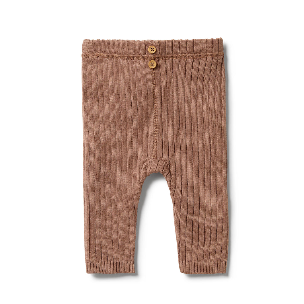 Knitted Rib Leggings, Wilson & Frenchy, Boys Kids Clothes, Unisex Kids Clothes, Organic Kids Clothing Australia, Baby Boy Clothes, Organic Baby Clothing Australia, Free Express Shipping