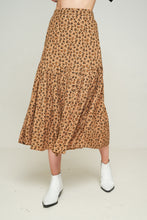Load image into Gallery viewer, Rue Stiic Newport Pleat Skirt Leopard Womens Skirt Womens Leopard Skirt Free Express Shipping Free Returns Free Standard Shipping Worldwide Afterpay $20 off your first order