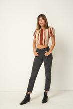 Load image into Gallery viewer, RUE STIIC | CREST TIE TOP