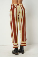 Load image into Gallery viewer, RUE STIIC | DENVER PANT - PRESLEY STRIPE MOLTEN