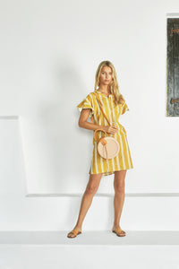 Sancia Francisca Shirt Dress, free shipping, Sancia Dresses, Sustainable dresses, ethical dresses, tencil dresses, womens shirt dresses