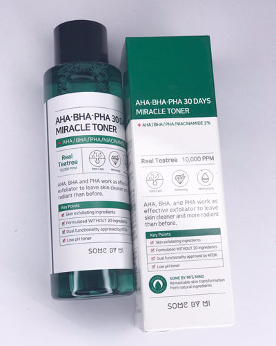 SomeByMi miracle toner - Yourbeautygrail
