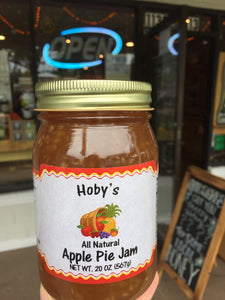 Apple Pie Jam
