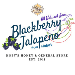 blackberry jalapeno jam graphic