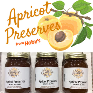 apricot preserves 3 pack with graphic