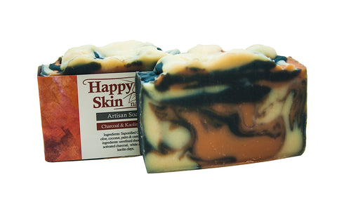 Charcoal & Kaolin Clay soap