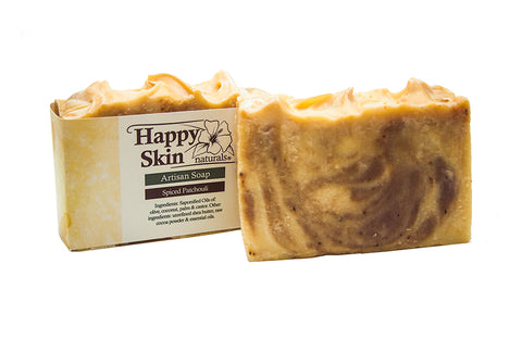 Spiced Patchouli soap