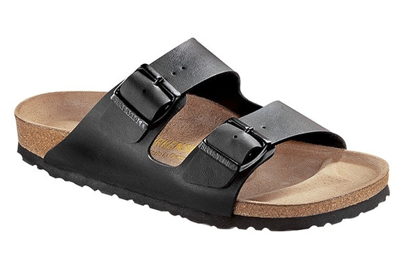 Arizona Black Birko Flor Original Footbed