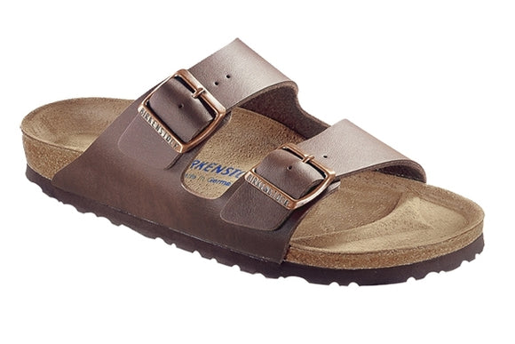 Arizona Brown Birko Flor Soft Footbed