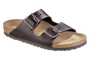 Arizona Dark Brown Leather Original Footbed