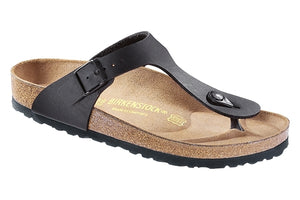 Gizeh Black Birko Flor Original Footbed