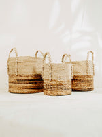 Bi Fabric Baskets