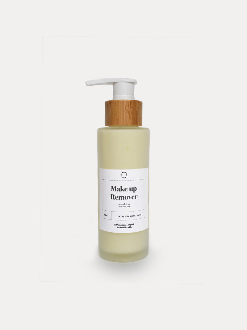 All Natural Make Up Remover