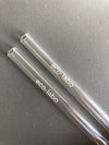 Ecolabo Glass Straws 4 Pack