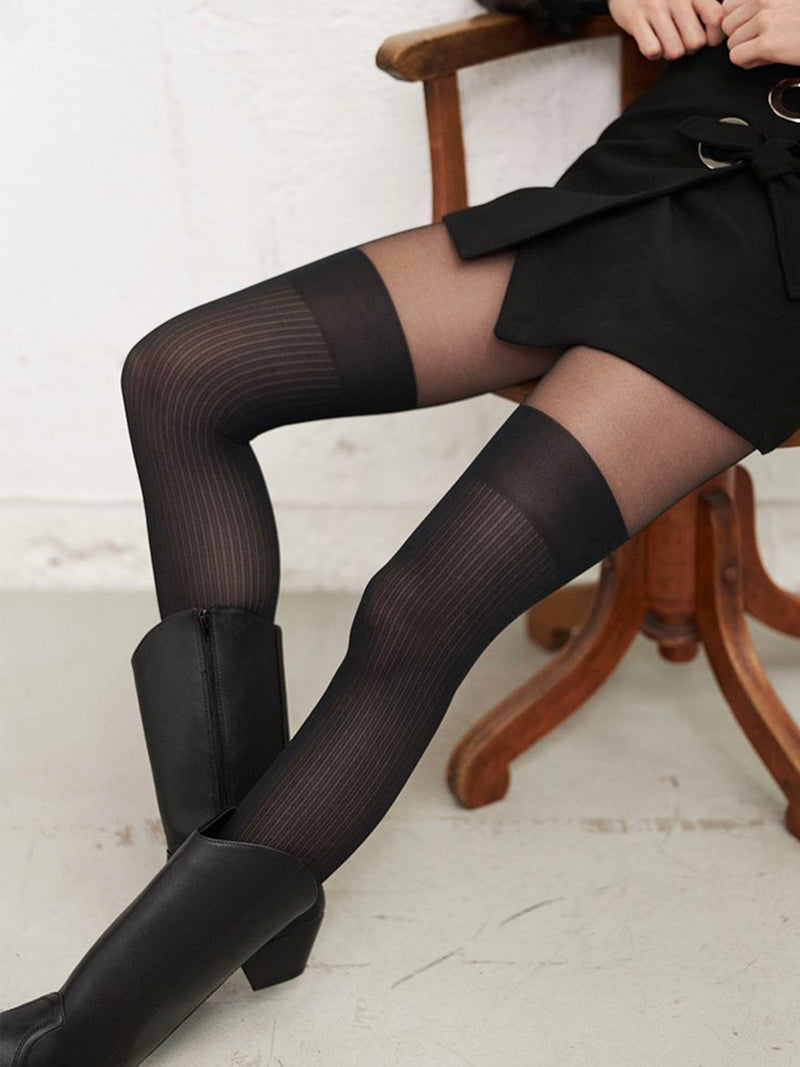 Dagmar Over Knee Tights