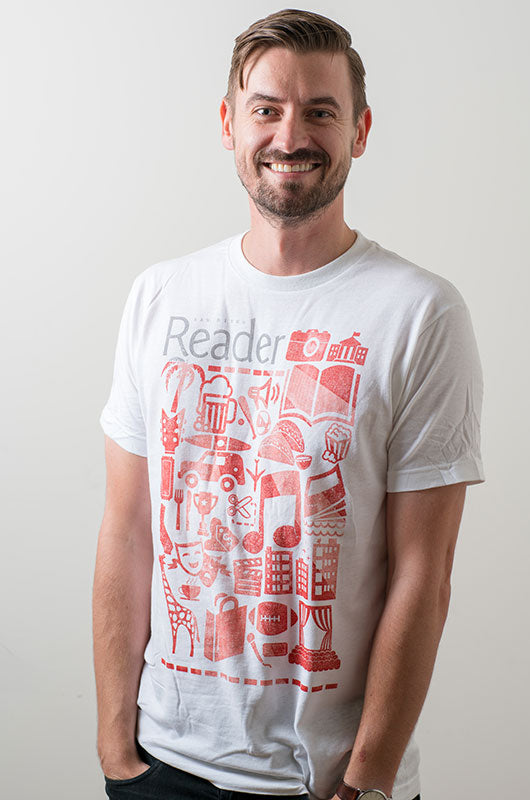 Reader Icon Shirt