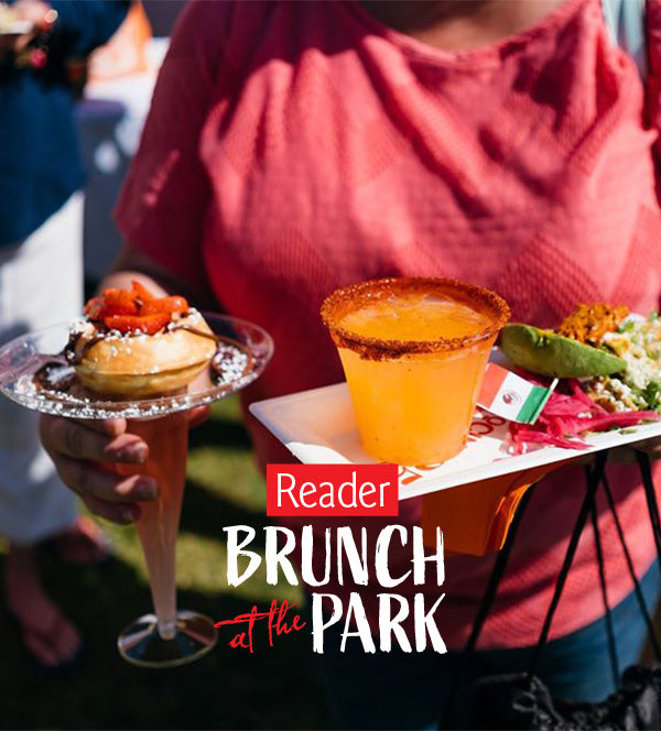 $500 Donation plus tickets to Reader Brunch at the Park
