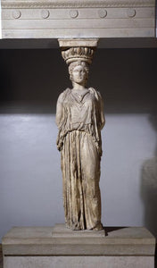 The story behind Caryatid
