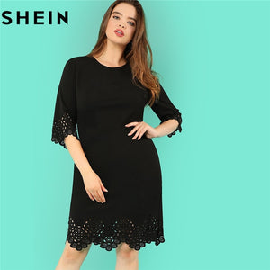 Elegant Plus Size Pencil Dresses