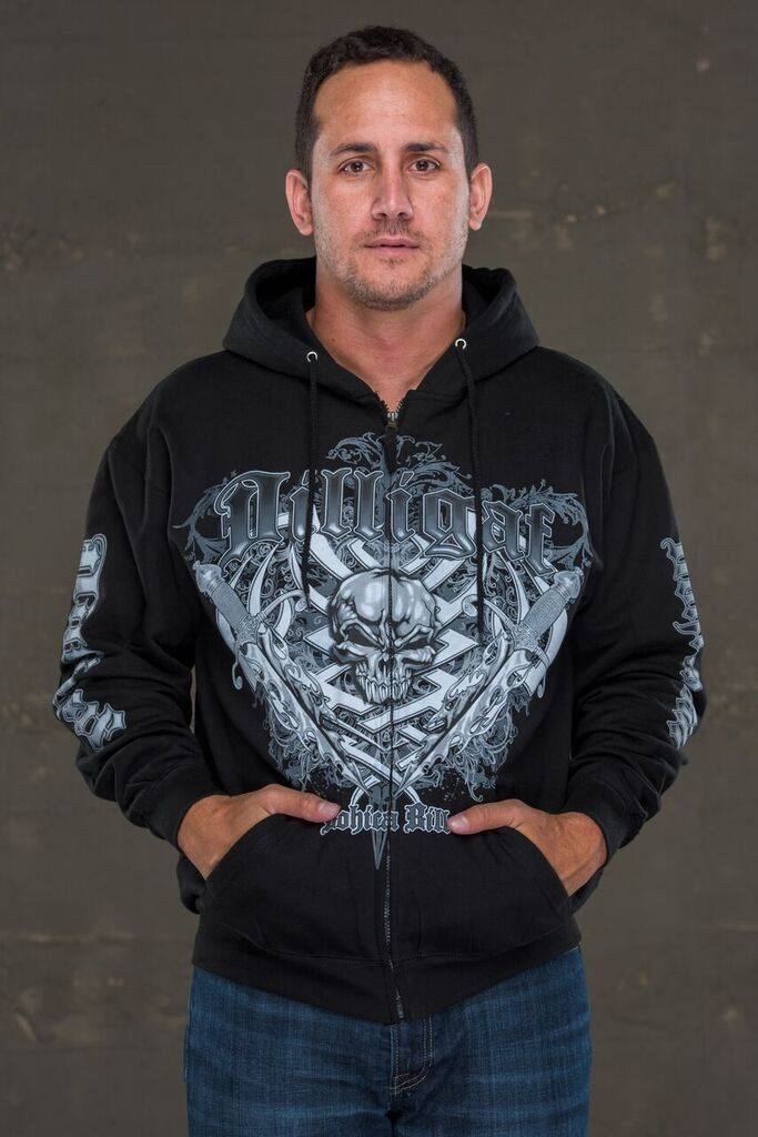 Tribal of Death Full Zip Hoody