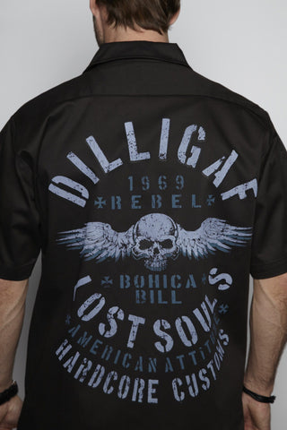 Lost Souls Mechanic Shirt