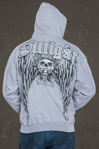 Wing and Prayer Pullover Hoody