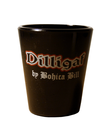 Signature Black Shot Glass
