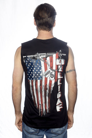 American Warfare Muscle Shirt