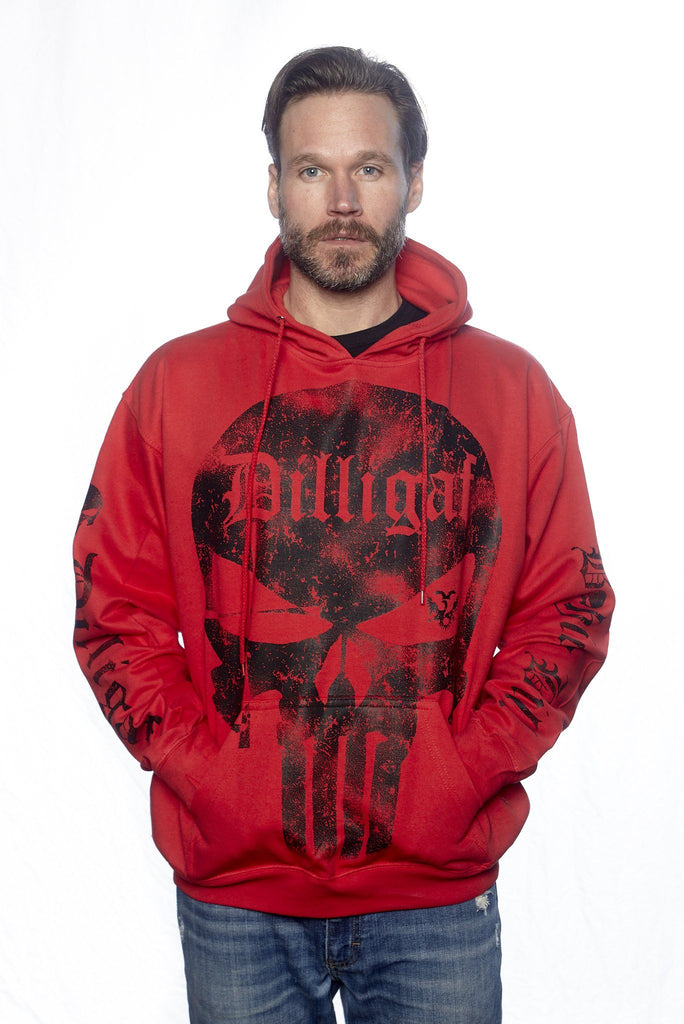 Sand Castle Punisher Pullover Hoody