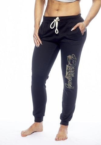 Rose and Dagger Jogger
