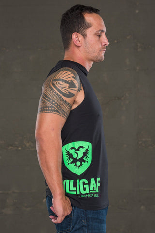 The Alpha Sidearm Muscle T