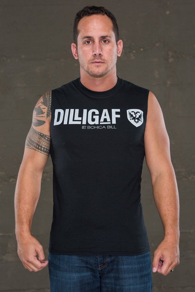 "The Alpha Signature Muscle T(We have two style tanks""Moto"" and Wifebeater, this is the wifebeater)"