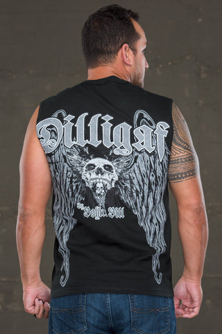 Wing and a Prayer Muscle T
