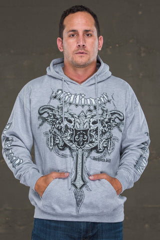 Cloak and Dagger Pullover Hoody