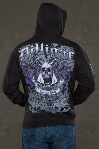 The Enforcer Pullover Hoody