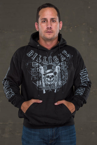 The Gunslinger from Hell Hoody