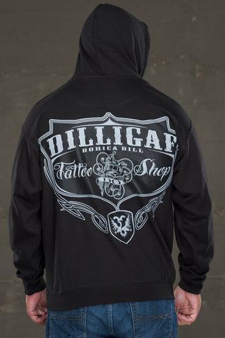 Tattoo Body Ink Pullover Hoody