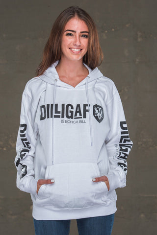 Classic Dilligaf Pullover Hoody