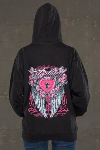 Key to My Heart Pullover Hoody
